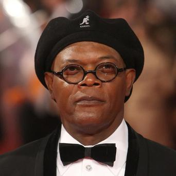 Samuel L Jackson stars in the Captain America sequel