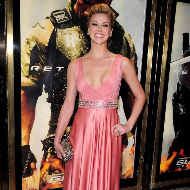 Adrianne Palicki stars in GI Joe: Retaliation