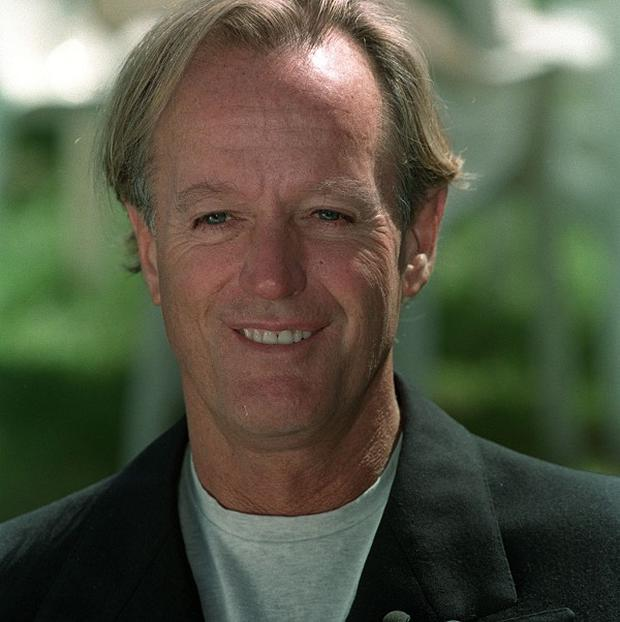 Peter Fonda will play a grandfather in the Milton's Secret adaptation