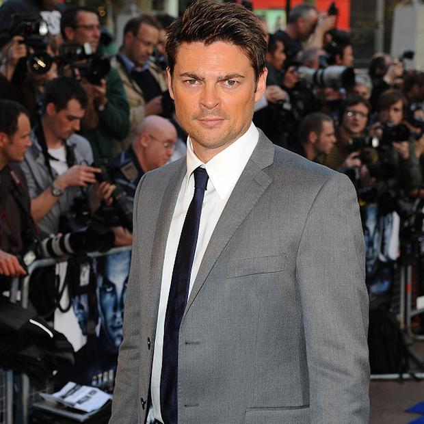 Karl Urban starred in box office flop Dredd