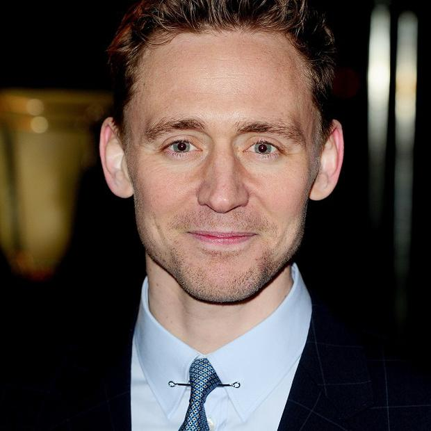 Tom Hiddleston stars opposite Tilda Swinton in his latest film