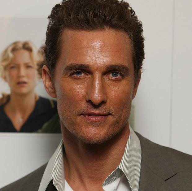 Matthew McConaughey is being linked to Christopher Nolan's Interstellar