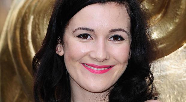 Sarah Solemani starred in Mrs Henderson Presents