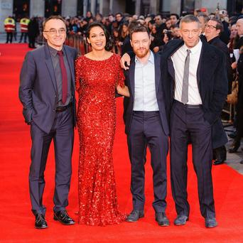 Danny Boyle cast Rosario Dawson, James McAvoy and Vincent Cassel in Trance