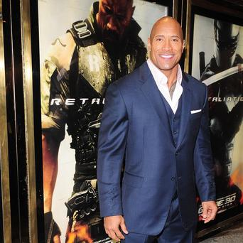 Dwayne 'The Rock' Johnson says nothing beats a good movie fight