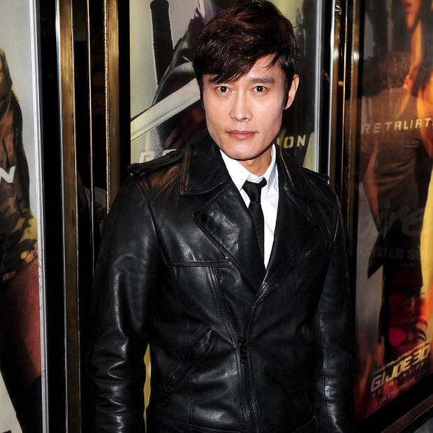 Lee Byung-hun plays an assassin in Red 2