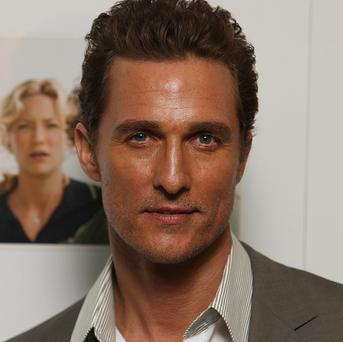 Matthew McConaughey has confirmed his role in Interstellar