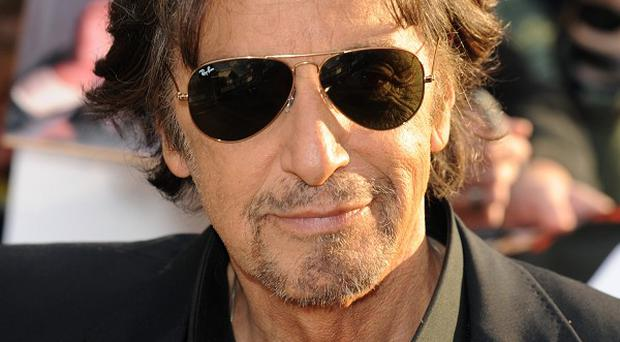 Al Pacino will appear in a one-man show at the London Palladium