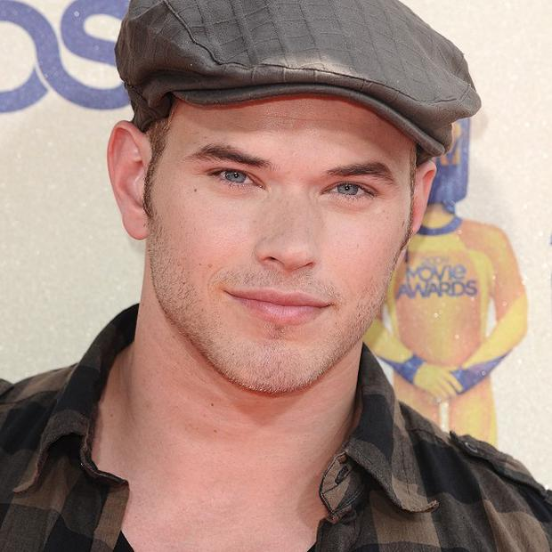 Kellan Lutz is to play Hercules on the big screen