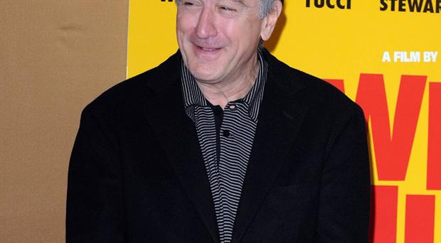 Robert De Niro is to star in Hand Of Stone