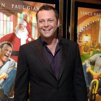 Vince Vaughn will pick up a comedy duo award with Owen Wilson