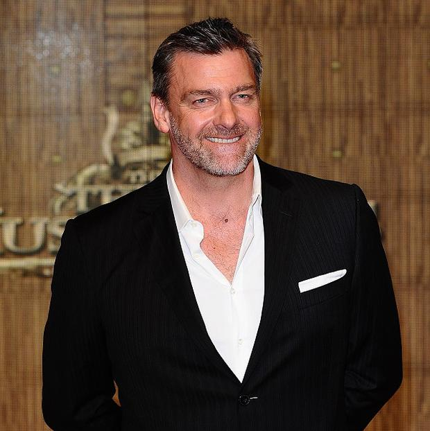 Ray Stevenson has joined the cast of Divergent