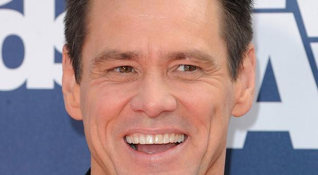 Jim Carrey looks set to star in Ricky Stanicky