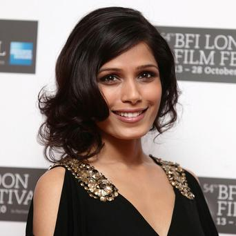 Freida Pinto says she hasn't moved to Hollywood