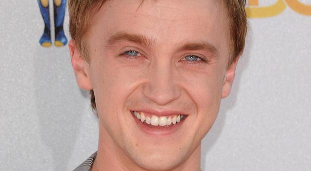 Tom Felton is to play a Navy airman in a new film