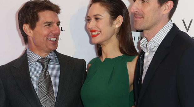 Joseph Kosinski gave Tom Cruise a special motorcycle for his 50th birthday