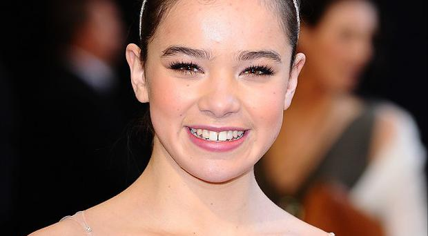 Hailee Steinfeld could play an impoverished teenager in the film