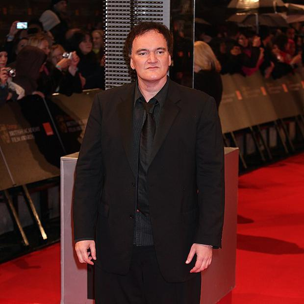 Quentin Tarantino's film had been passed by China's censors
