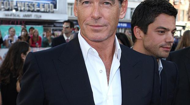 Pierce Brosnan is tipping Colin Salmon to be the next James Bond