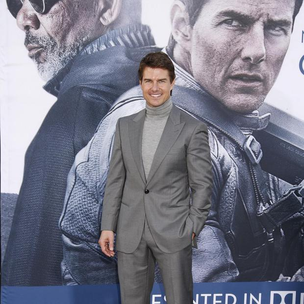 Tom Cruise's film Oblivion is dominating the global box office