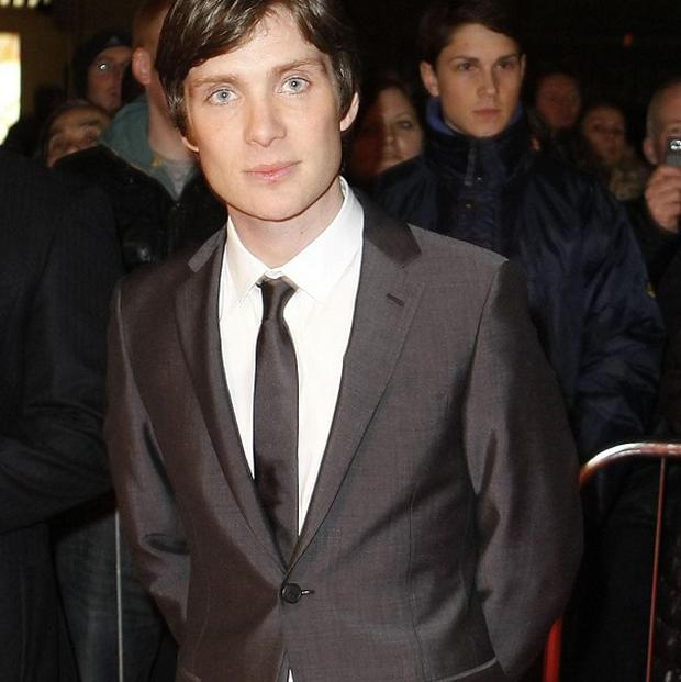 Cillian Murphy is rumoured to be starring with Johnny Depp in Transcendence