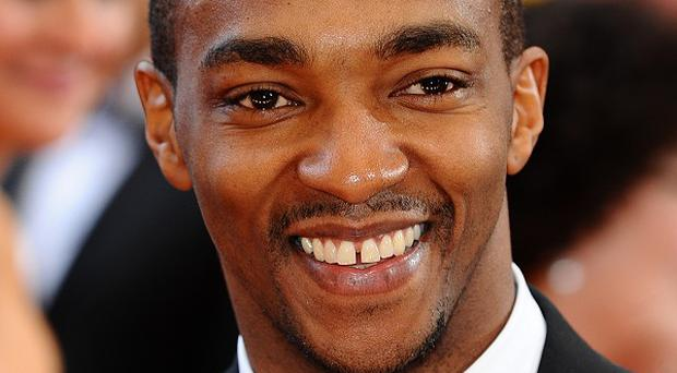 Anthony Mackie has a role in Captain America: The Winter Soldier