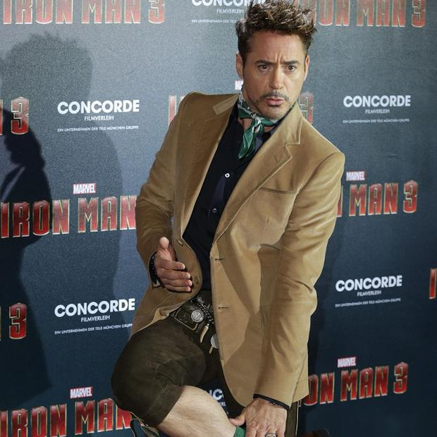 Robert Downey Jr isn't sure how he will feel when he finally hangs up his Iron Man suit