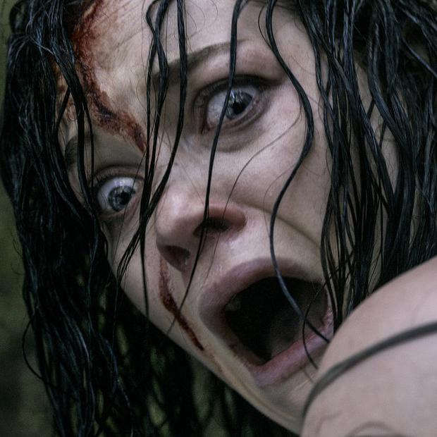 Jane Levy stars in Evil Dead