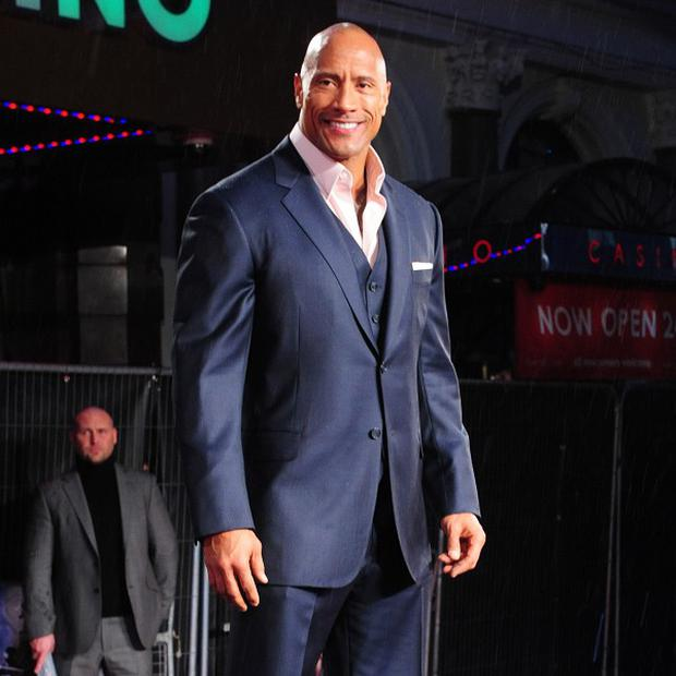Dwayne 'The Rock' Johnson stars in Michael Bay's Pain And Gain