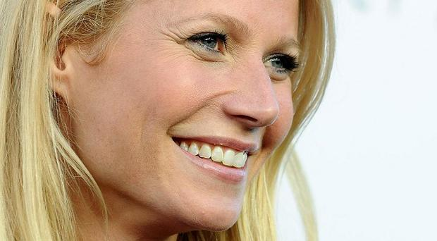 Gwyneth Paltrow dons the Iron Man suit in the latest film from the franchise