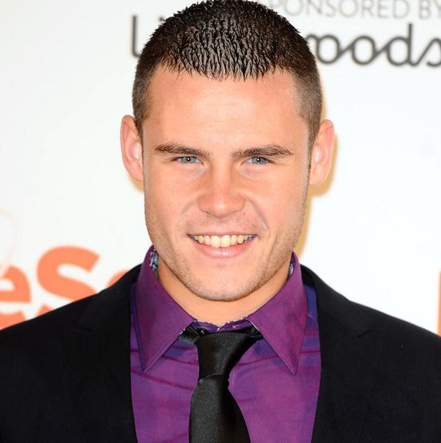 Danny Miller hopes to appear on the big screen one day