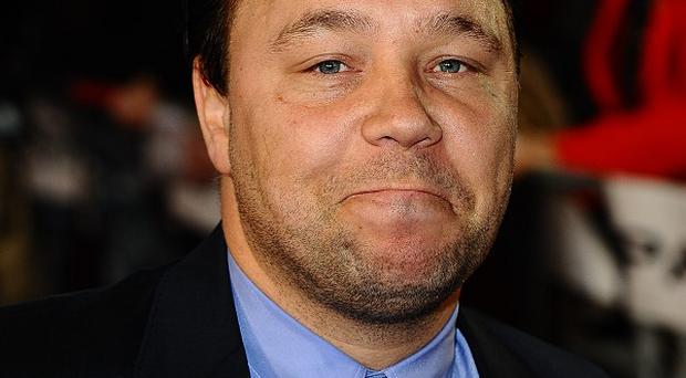 Stephen Graham likes being part of projects that make people think