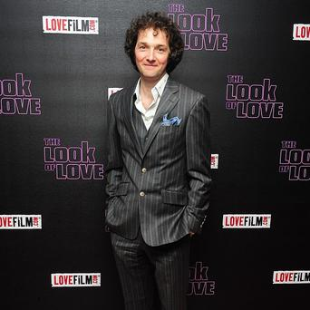 Chris Addison says he couldn't really relate to being a coke fiend