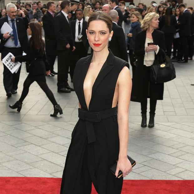 Rebecca Hall confessed she gets nervous meeting big stars