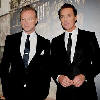 Gary and Martin Kemp could be set to direct a film together
