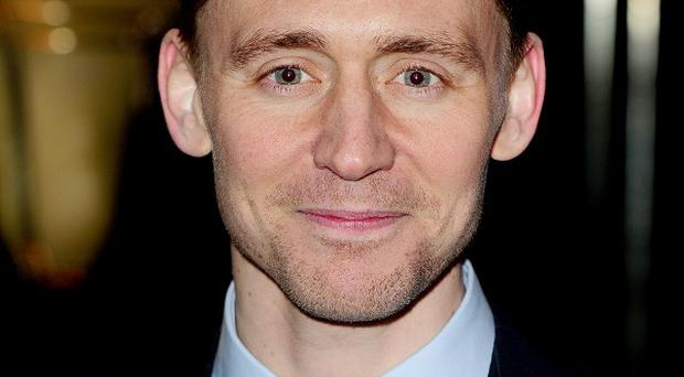 Tom Hiddleston is in the frame for The Crow