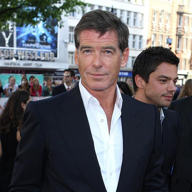 Pierce Brosnan said he's no longer interested in directing movies
