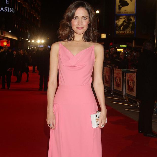 Rose Byrne will line up alongside Jason Sudeikis in a new rom-com