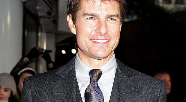 Tom Cruise's new film has been a hit across the pond