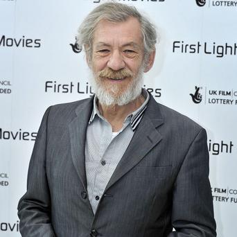 Sir Ian McKellen no longer feels discriminated against because he is gay