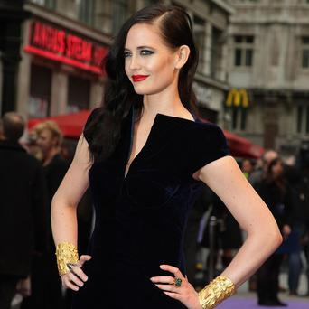 Eva Green is being linked to Western The Salvation