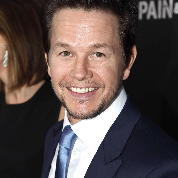 Mark Wahlberg says the stars of Pain And Gain were very competitive