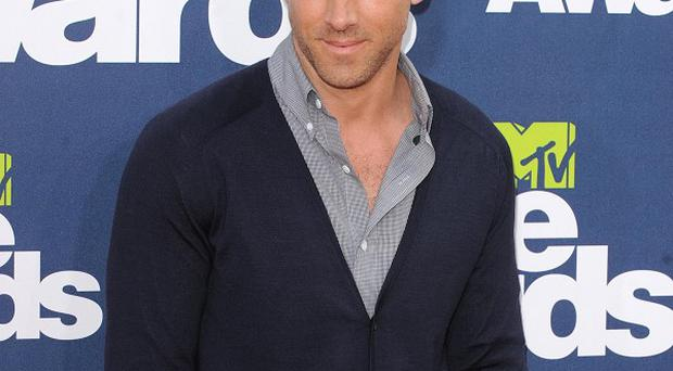 Ryan Reynolds has been filming The Voices in Germany