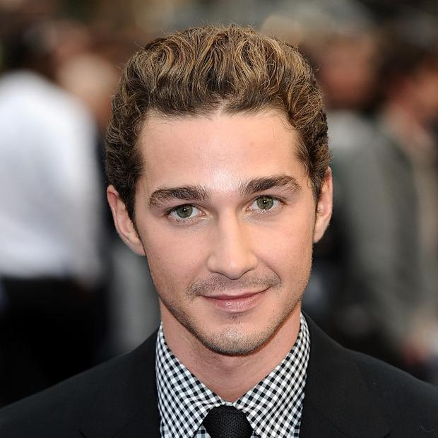 Shia LaBeouf is in talks about a part in Fury