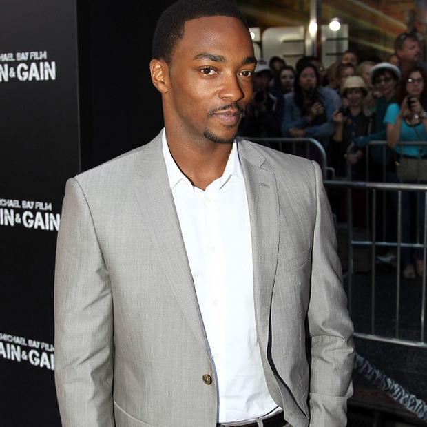 Anthony Mackie stars with Ben Affleck and Justin Timberlake in Runner, Runner
