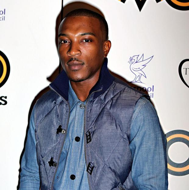 Ashley Walters said playing a dad in a film is weird