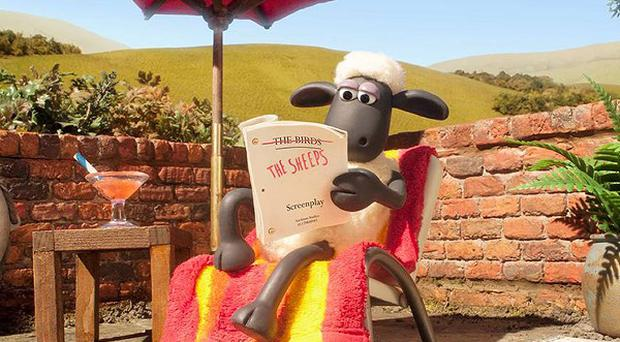 Shaun the Sheep has gone Hollywood with a new movie
