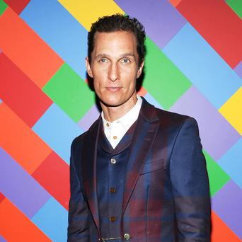 Matthew McConaughey needed a strict diet to slim down for his latest film role