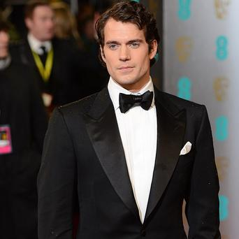 Henry Cavill has said there is something special about his Superman suit