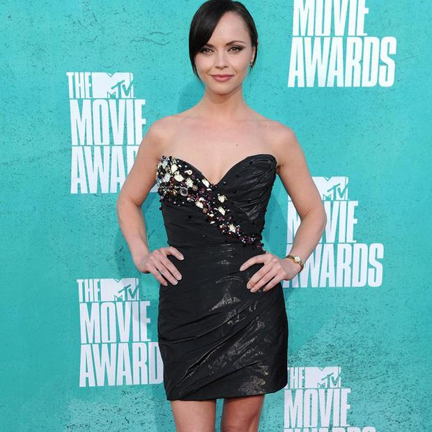 Christina Ricci is being linked to new indie flick Unmasked